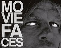 MOVIE FACES // Plakat