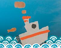 El desatino de las aguas / The folly of the waters
