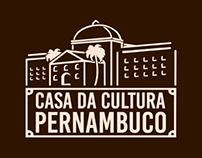 Identidade Visual   Casa da Cultura Pernambuco
