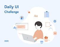 Daily UI Challenge - 2
