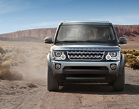 Land Rover Discovery Chile