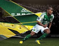 Adidas MLS 2013 Campaign