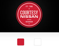 Courtesy Nissan