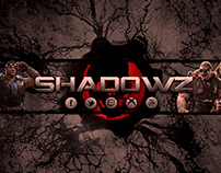 Shadowz Youtube Channel Art