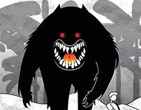Tu indiferencia alimenta al monstruo / Pobreza Cero