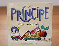 Livro infantil, O Príncipe das Areais