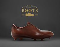 Fashion Football Boots