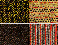 hand woven fabric collection