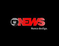 Brinde: Globo News