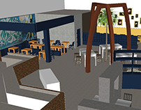 Sishu Restaurant Environmental Design