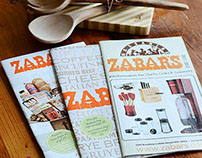 Zabar's Mail Order Catalog Redesign