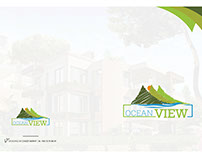 Ocean View - Real Estate - Booklet Design