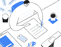 Google Tasks Illustration