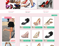 commercial web pade design