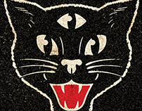 BLACK CAT TAVERN LOGO