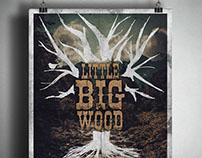 Little Big Wood Poster