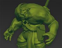 Ork Boy Concept