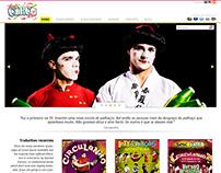 Los Circo Los homepage