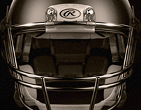 Rawlings NKG Helmet Visualization