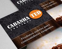 Cabanha TED Tri-Fold Brochure
