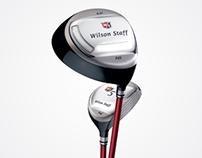 Wilson Staff Branding