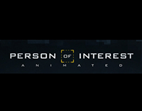 Person of Interest Animated