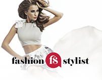 Press kit для сайта fashion stylist