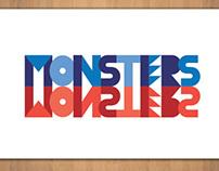 Monsters Memory Game