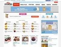 iVillage - Recipe Database