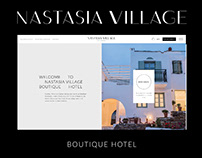 Nastasia Village - Website