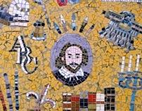 Popley Poets Mosaic