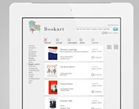 Bookart webshop