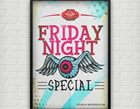 Friday Night Award