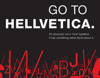 Helvetica: Love + Hate