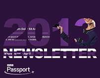 TAV Passport - Newsletter 2013