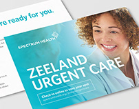 Spectrum Health - Urgent Care Campaign