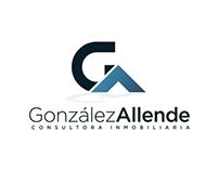 GONZALEZ ALLENDE | Logo design process + Website