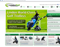 Linden Golf Trolleys
