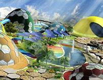 graduation project microcosmic world