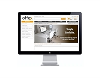 OFFEX | Logo design, business cards, website