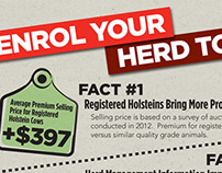 Holstein Canada | Herd Enrolment Advertisement