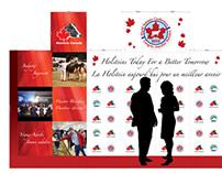 Holstein Canada | Tradeshow Booth Design