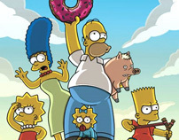 20th Century Fox - The Simpsons