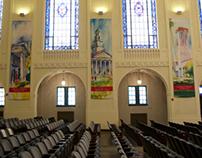 Inauguration Chapel Banners