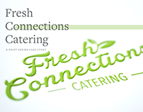 Fresh Connections Menu: A Print Design Case Study