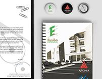 Fusión Empresarial & Arkimia / Branding