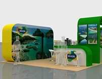 Expocomer 2013 - Stand Brasil