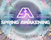Spring Awakening Lineup