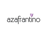 Azafrantino | Logo Design