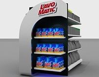 Design concept Lavo matic - Unilever